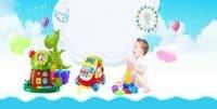 El mercado de juguetes de Chenghai- el mayor centro de cadena de suministro de juguetess de China