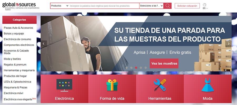 Operación posible chisme tonto  6 Sites de Compras Internacionais | Almacenes Al Por Mayor Chinos
