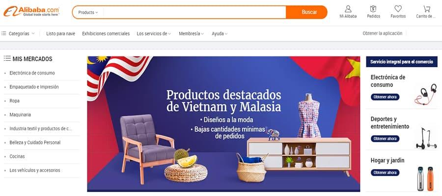 Sites de Compras Internacionais