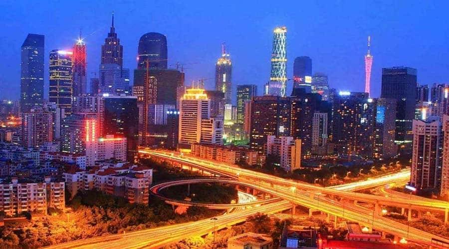 Mercados Mayoristas en Guangzhou
