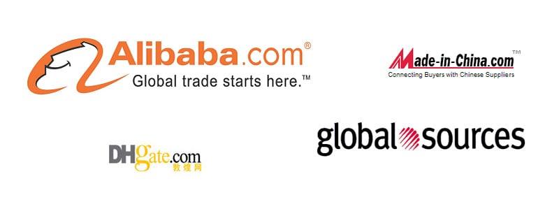 mercado B2B en línea en China