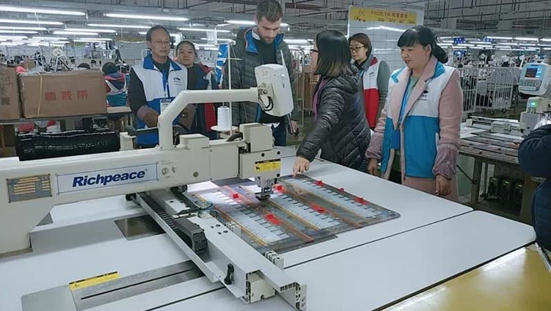 fabrica de lenceria