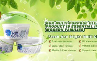 fabrica de pasta de limpieza al por mayor