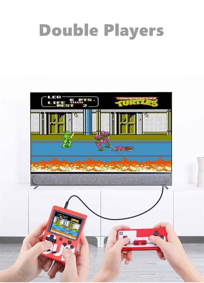 fabrica de consola retro juegos